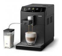 "PHILIPS Akcija!  ""Super-automatic"" espresso kafijas aparāts, 1850W (melns) | HD8829/09  | 8710103772514"
