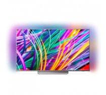 PHILIPS Akcija!  Ultra HD SmartTV, AndroidTM, 139cm | 55PUS8303/12  | 8718863015193