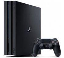 Sony PS4 Pro 1TB Black | 110101222  | 0711719887256