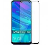 SWISSTEN Swissten Ultra Durable 3D Japanese Tempered Glass Premium 9H Aizsargstikls Huawei P Smart (2019) / Honor 10 Lite Melns | SW-JAP-T-3D-PSM2019-BK  | 8595217462731