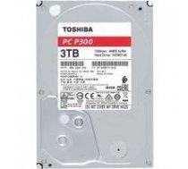 TOSHIBA  HDD P300 BULK 3.5 3TB SATA 7200RPM 64MB | HDWD130UZSVA  | 4051528216721