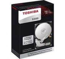 Toshiba  X300 HDD 3.5'', 12TB, SATA/600, 7200RPM, 256MB cache, BOX | HDWR21CEZSTA  | 4260557510889