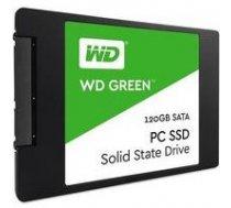 Western Digital SSD Green 120GB | WDS120G2G0A  | 718037858517
