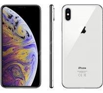 Apple iPhone XS Max 64GB Silver atjaunots