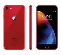 Apple iPhone 8 256GB Red atjaunots