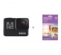 GoPro HERO7 Black Adobe Premiere Elements 2021