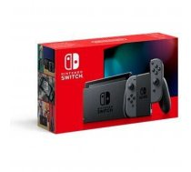 Nintendo Switch game console, gray