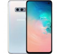 Samsung Galaxy S10e Android telefons, 128 GB Prism White