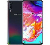 Samsung Galaxy A70 - Android Phone 128 GB Dual-SIM, Black