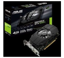 Asus GeForce GTX 1050Ti PH-GTX1050TI-4G 4096 Mt PCI-e