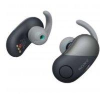Sony WF-SP700N -Bluetooth austiņas, melnas
