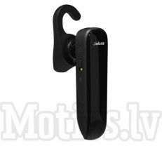 JABRA BOOST wireless bluetooth headset + dual car charger, black - bezvādu austiņas ar adapteri (52887)