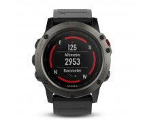 Garmin fenix 5X saphir grey with black Armband 51mm (010-01733-01)