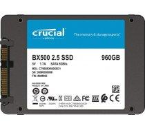 Crucial BX500 SSD 2,5  960GB (CT960BX500SSD1)
