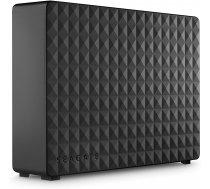 Seagate Expansion Desktop 4 TB, 3.5 Inch External Hard Drive USB 3.0, Black | Ārējais Datu Nesējs, Cietais Disks (STEB4000200)