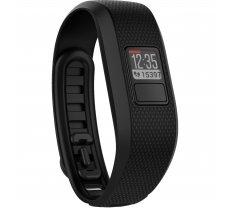 Garmin vivofit 3 Fitness Activity Tracker, Black (Regular) - sporta pulkstenis viedaproce (010-01608-06)