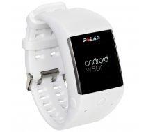 Polar M600 white, fitnesa sporta aproce viedpulkstenis, Izpārdošana! | Android Wear Smartwatch (M600 WHITE)
