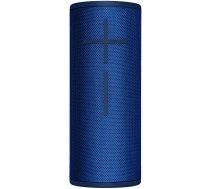 Logitech Ultimate Ears Boom 3 Portable Waterproof Bluetooth Speaker - Lagoon Blue | Portatīvs Bezvadu Skaļrunis Tumba Tumbiņa (984-001362)