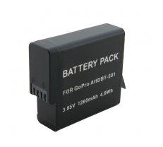 Extra Digital GoPro AHDB-501 1260mAh battery (CB970124)