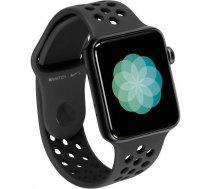 Apple Watch Nike+ Series 3 GPS 38mm Grey Alu Nike Band  sporta pulkstenis