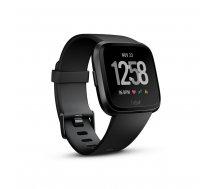 Fitbit Versa melns