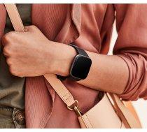 Fitbit Versa 2, melns/karbona | FB507BKBK  | 811138036690