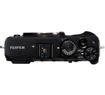 Fujifilm X-E3 korpuss, melns   16558592    4547410357370