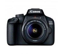 Kamera Reflex Canon EOS 4000D WIFI Melns | S0420036  | S0420036
