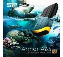 Silicon Power Armor A65 2TB, melns | SP020TBPHDA65S3K  | 4712702644258