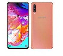 MOBILE PHONE GALAXY A70 / CORAL SM-A705FZOUXEH SAMSUNG