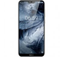 Nokia 6.1 Plus Dual SIM 64GB 4GB RAM White