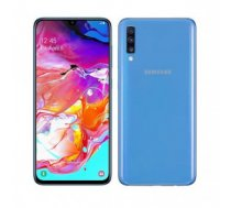 MOBILE PHONE GALAXY A70 / BLUE SM-A705FZBUXEH SAMSUNG
