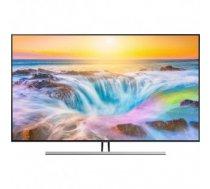 "TV Set | SAMSUNG | 4K / Smart | 65"" | QLED | 3840x2160 | Wireless LAN | Bluetooth | Tizen | Colour Silver | QE65Q85RATXZG"