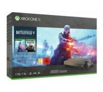 CONSOLE XBOX ONE X 1TB / GAME BATTLEF.5 DELUX MICROSOFT