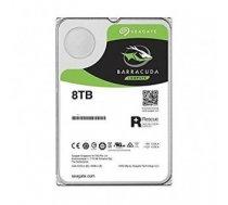 "HDD   SEAGATE   Barracuda   8TB   SATA 3.0   256 MB   5400 rpm   Discs / Heads 4 / 8   3,5""   ST8000DM004"