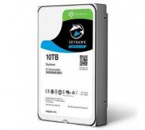"HDD | SEAGATE | SkyHawk | 10TB | SATA | 256 MB | 7200 rpm | Discs / Heads 7 / 14 | 3,5"" | ST10000VX0004"
