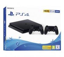 Sony Playstation 4 Slim 500GB + 2nd Dual Shock Controller