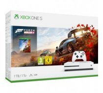 CONSOLE XBOX ONE S 1TB WHITE / GAME FORZA HORIZON 4 MICROSOFT
