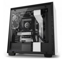 Case | NZXT | H700i | MidiTower | Not included | ATX | EATX | MicroATX | MiniITX | Colour Black / White | CA-H700W-WB