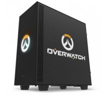 Case   NZXT   H500 Overwatch   MidiTower   Not included   ATX   MicroATX   MiniITX   CA-H500B-OW
