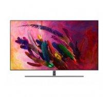 "TV Set | SAMSUNG | 4K / Smart | 55"" | QLED | 3840x2160 | Wireless LAN | Bluetooth | Wi-Fi Direct | Tizen | QE55Q7FNATXXH"