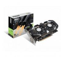 MSI GeForce GTX 1050 Ti 4GT OC, 4GB, DisplayPort, HDMI, Dual-link DVI-D