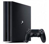 PLAYSTATION 4 CONSOLE 1TB PRO / BLACK SONY