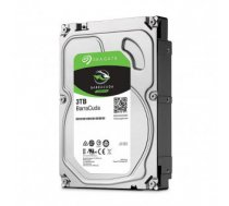 HDD | SEAGATE | Barracuda | 3TB | SATA 3.0 | 256 MB | 5400 rpm | 3,5"