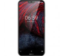 Nokia 6.1 Plus Dual SIM 64GB 4GB RAM Black