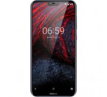 Nokia 6.1 Plus Dual SIM 64GB 4GB RAM Blue