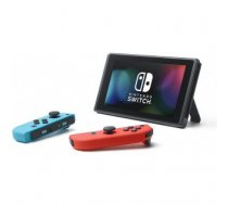 Nintendo Switch Console - Neon Red / Neon Blue After Repair!