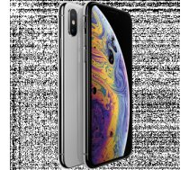 Apple iPhone Xs 64GB Silver (5.8-inch, Super Retina HD display, all-screen OLED Multi-Touch display, HDR display, 2436-by-1125-pixel resolution at 458 ppi, 3D Touch, IP68, A12 Bionic chip, 12MP / 7MP,