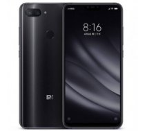 MOBILE PHONE MI 8 LITE 128GB / MIDN. BLACK MZB7254EU XIAOMI