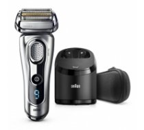 Braun Men's Electric Foil Shaver  9290cc Warranty 24 month(s), Wet use, Rechargeable, Charging time 1 h, Lithium Ion, Battery, Silver 9290CC